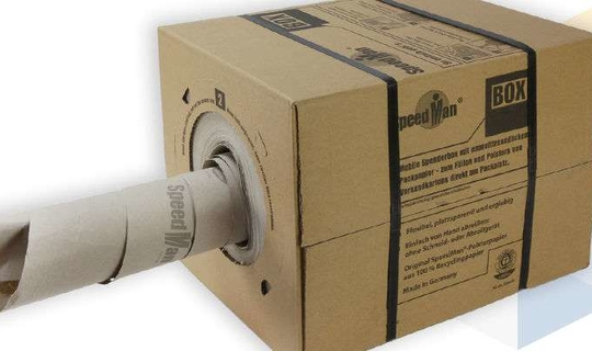 SpeedMan Box Opvulpapier Dispenserdoos